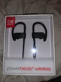 Wireless beats by Dre . Never taken out the box