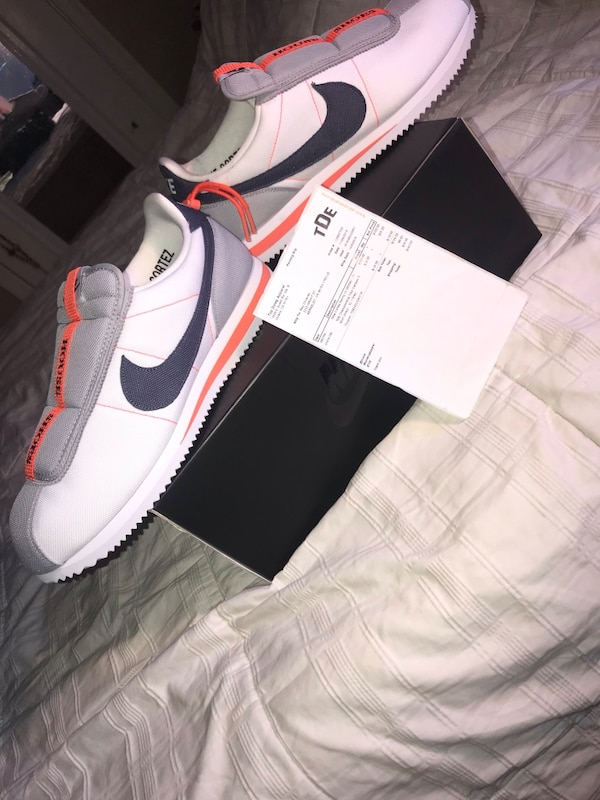 outlet store 6b81c af13d Nike Cortez Basic Slip on's. Nike Cortez House shoes.