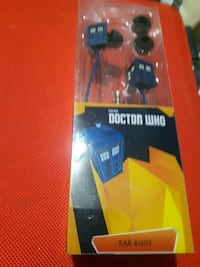Doctor who headphones brand new In box Calgary, T2M 2L9