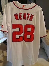 Washington Nationals Werth Jersey Odenton, 21113
