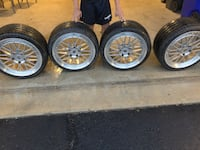 19 inch BBS LM rims Chantilly