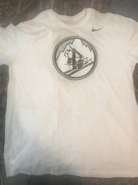 Climb to Glory: Army 10th Mountain Division Nike T-shirt.  Size XL