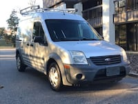 2012 FORD TRANSIT CONNECT XL 81 km
