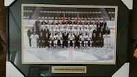 Pittsburgh Penguins framed team picture Pittsburgh, 15222