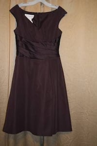 Chocolate Brown Mid Calf Formal Dress Tigard, 97223