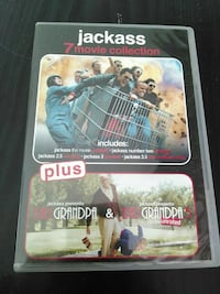 Jackass 7 DVD Collection Lake Mills, 53551