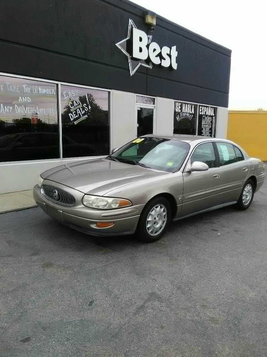 Buy Here Pay Here Okc >> Used 2000 Buick LeSabre in Oklahoma City