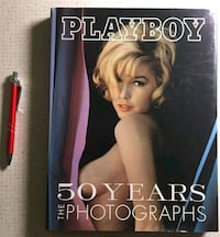 Playboy 50 Years Of Photographs (MINT CONDITION) Manassas, 20109