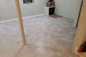Put tile basement anywhere