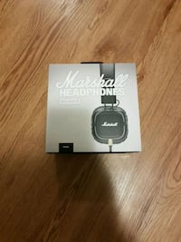 Marshall Major II headphones Toronto, M9M 0G3