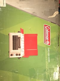 EUC Coleman Camp Stove - $250 or Best Offer Toronto, M4N 0A4