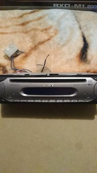black and gray Sony DVD player Rodeo, 94572