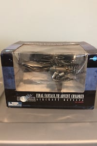 Final Fantasy Figurine