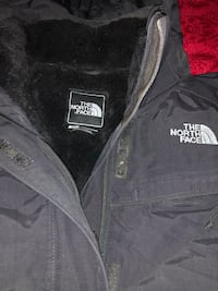 North Face coat Manchester, 03103