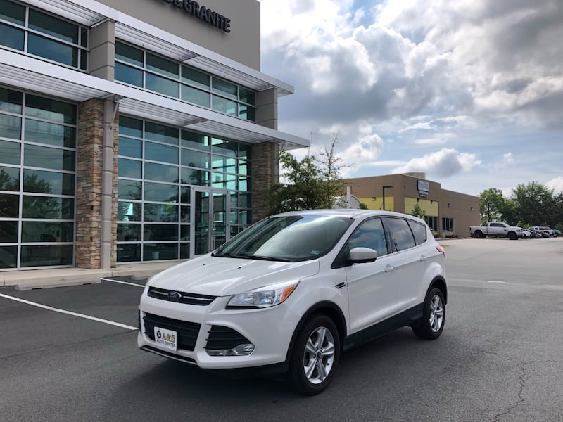 Ford - Escape - 2013 0