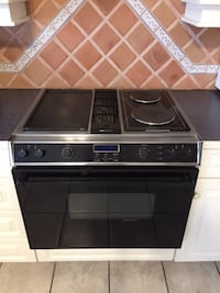 Built-In Electric Stove GRIMSBY
