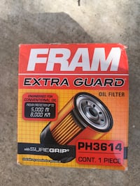 Fram extra guard PH3614 Santa Clara, 95054