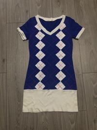 Argyle mini dress Vaughan, L4H 3L9