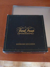 Trivial Pursuit Master Game Genus Edition