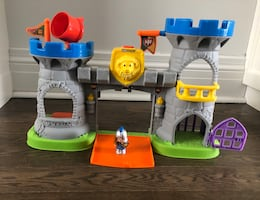 Playskool castle!