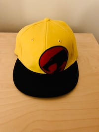"""Fitted Cap """"Thunder Cats"""""""