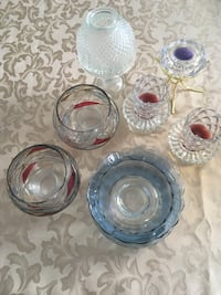Assorted Partylite decor pieces-from $9-buy one or the lot   Oshawa, L1G 7P2