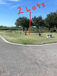 2 cemetery plots- Valley Memorial - Taylor Rd. Mission, 78572