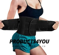 BRAND NEW!! Women's Waist Trainers (great for belly fat & waist shapin Toronto