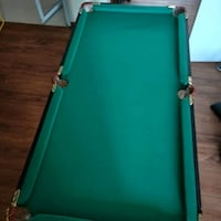 Clearance sale @$52!! Pool table for kids pla Singapore, 822669