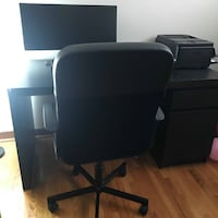 Ikea Office Desk And Office Chair - Perfect Condition Toronto