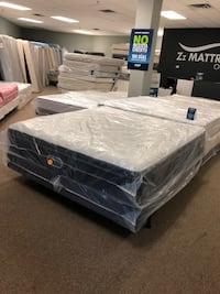 King size mattress sale up to %60 off, financing and delivery available  Norcross, 30093