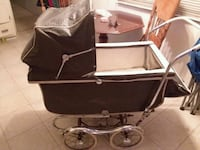 1950s baby buggy