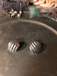 Clip on earrings 1293 mi