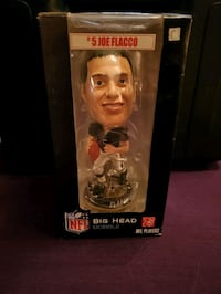 Joe flacco big head bobblehead  Baltimore, 21206