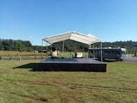 Louisville stage rentals New Albany