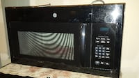 GE Over The Counter Microwave - Model # JNM3163DJ1BB COLORADOSPRINGS