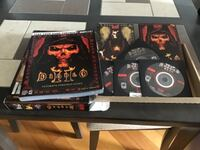 "PC game ""Diablo"" MONTREAL"