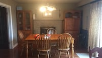 brown wooden dining table set Erin, N0B 1T0