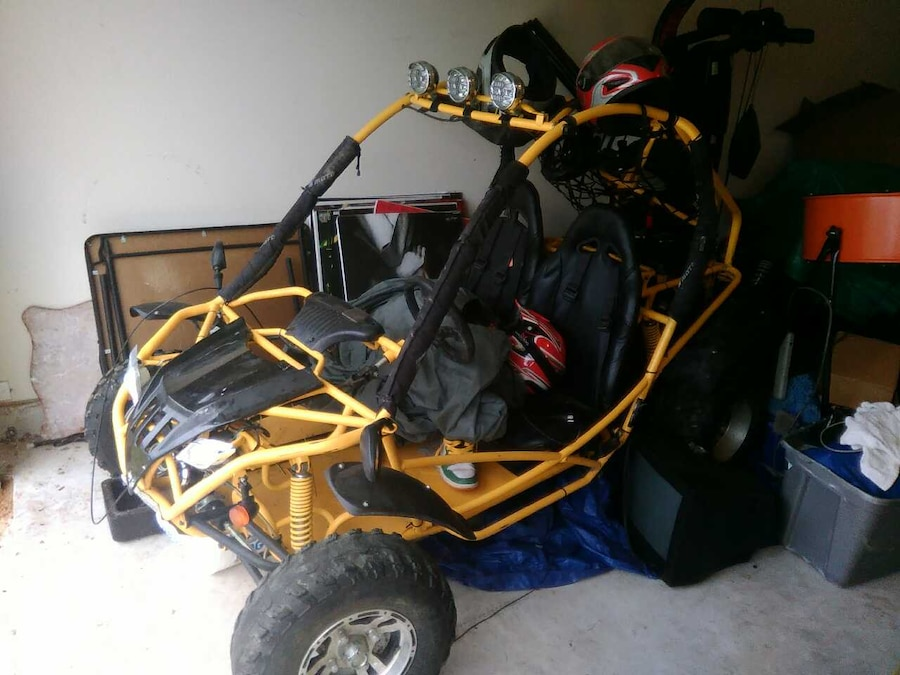 Used Go kart for sale 150cc in Houston