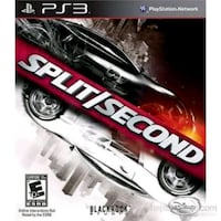 Split Second PS3 Eskişehir
