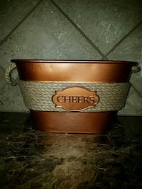 Decorative Metal Bucket College Station, 77845