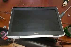 Dell laptop screen