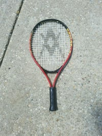 red and black tennis racket Rockville, 20850