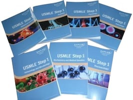 Kaplan usmle step 1 review books
