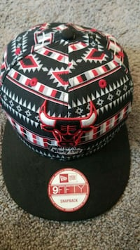 9Fifty Chicago Bulls hat/cap Winchester, 92596