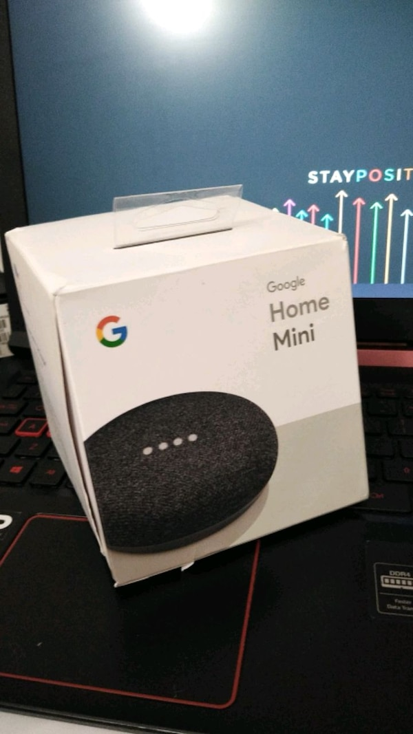 Google Home Mini |BLACK 255e1528-0e86-447d-be4d-70d6296f5f3d