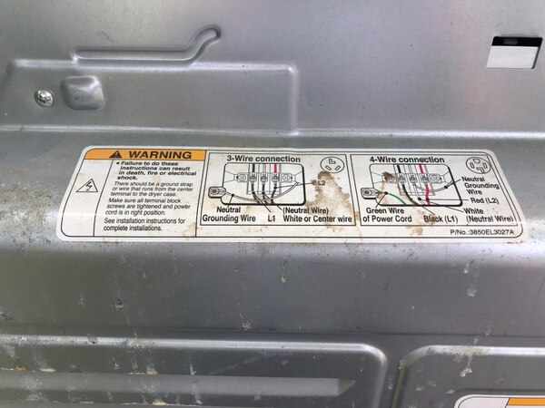 LG Electric Dryer & Whirlpool Washer 4399aecb-cd87-47b9-aabb-ea2a8b6e586a