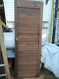 pantry and a all wood door Commerce, 30530
