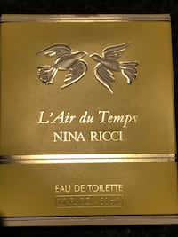 L'Air Du Temps Nina Ricci perfume unopened Chicago, 60657