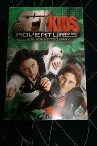 Spy Kids Adventures: One Agent Too Many Centreville, 20120